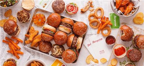 בורגרים - מסעדת המבורגרים במרכז