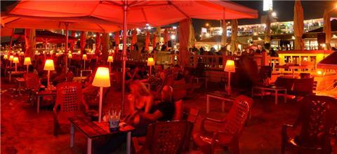 לה מר - מסעדה ים תיכונית במרכז