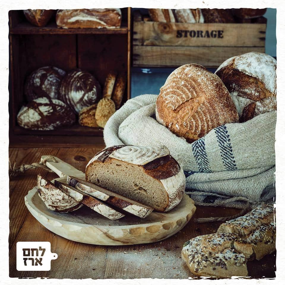 תמונה של לחם ארז - 1