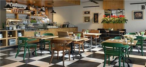 """ביגה  """"לה פארק"""" - בית קפה בלה פארק, חולון"""