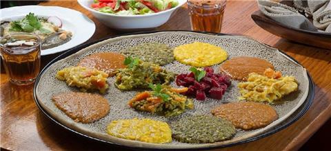 באלינג'רה - מסעדה אתיופית בתל אביב