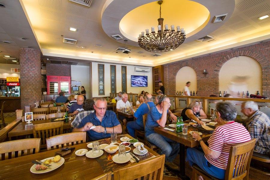 מסעדות באיזור אזור