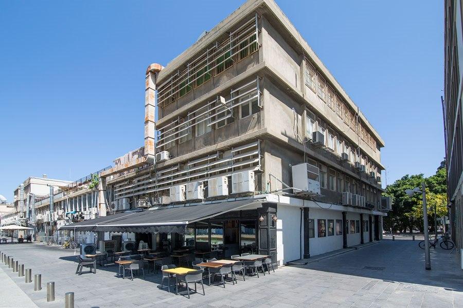 המסעדה רחוב הארבעה, תל אביב