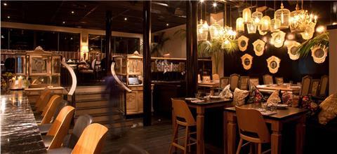 סופרה - מסעדה ים תיכונית במרכז