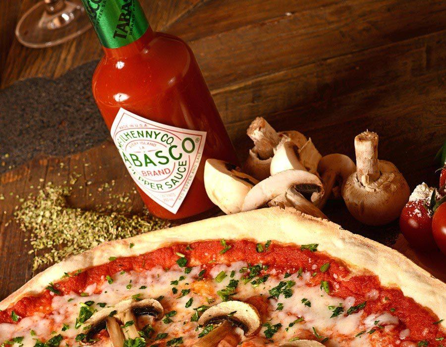 תמונה של פיצה עגבניה - 3