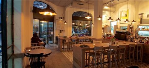 ג'מה - מסעדה איטלקית ביפו, תל אביב