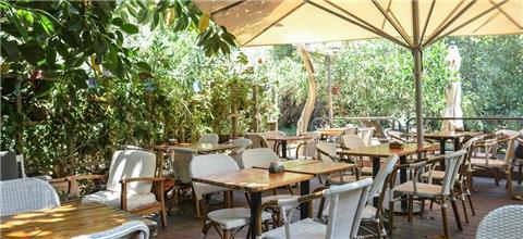 הקונדיטוריה של גל - בית קפה במרכז הכרמל, חיפה