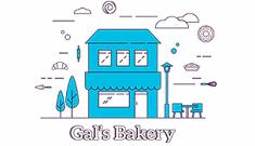 הקונדיטוריה של גל -   Gal's BaKery