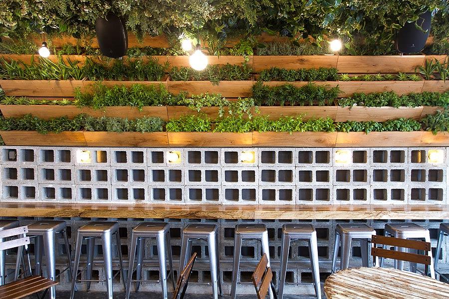 מקומות ישיבה במסעדה
