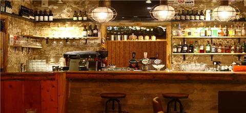 פלורנטינה - בית קפה בפלורנטין, תל אביב