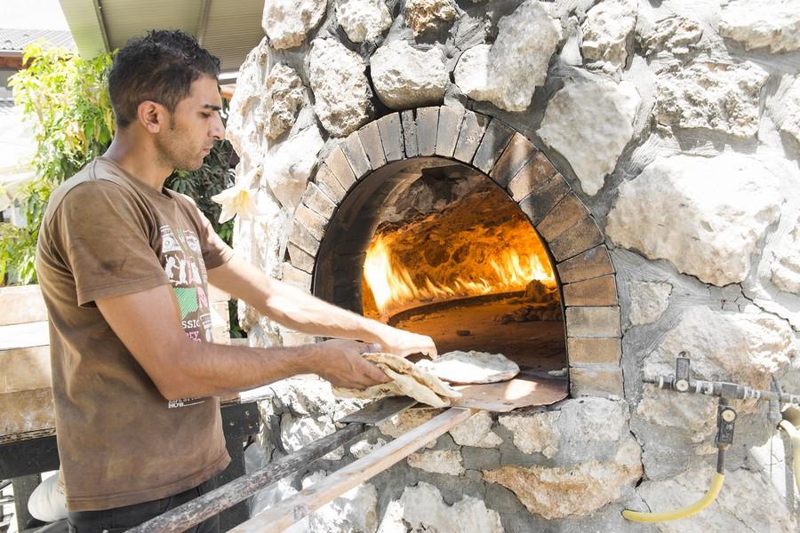 תמונה של חוות אלבואדי מסעדת אג'אויד - 1