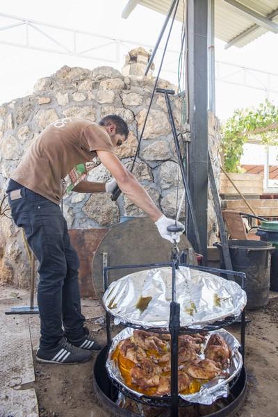 תמונה של חוות אלבואדי מסעדת אג'אויד - 2