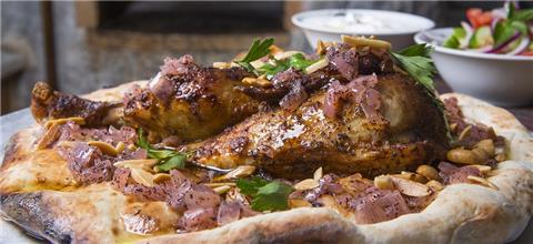 חוות אלבואדי מסעדת אג'אויד - מסעדת בשרים בזמר