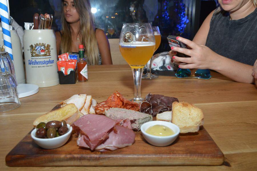 מסעדה בווארית
