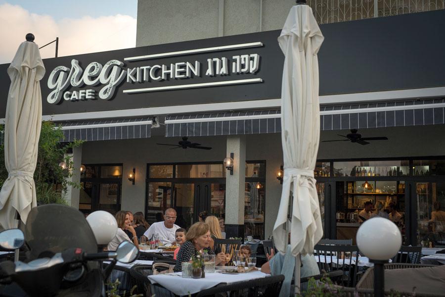 בתי קפה בחיפה