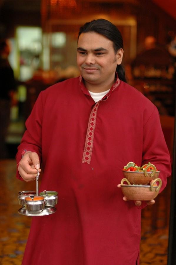 אינדירה - מסעדה הודית