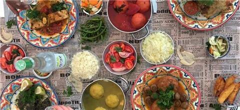 קובה גוטה - מטבח ביתי בטירת כרמל