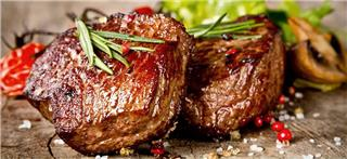 steak wood במסעדה