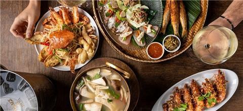 קאב קם תל אביב - מסעדה תאילנדית בתל אביב