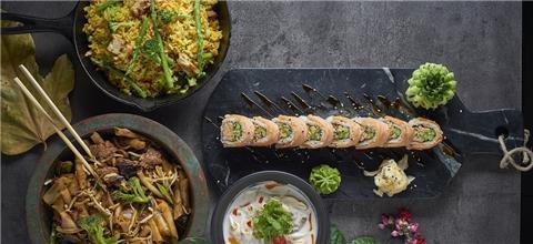 פריים סושי בר - מסעדה אסייאתית בקניון עזריאלי ראשונים, ראשון לציון