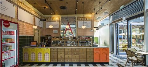 קפה עלמה - בית קפה ברמת החייל, תל אביב