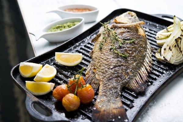 תמונה של דגים בים - 4
