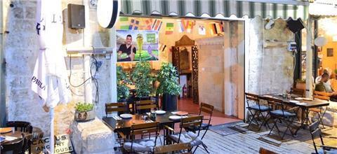 קפיטריה אוורה - מסעדה יוונית בצפון