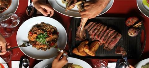NEW YORK STEAK HOUSE - מסעדה אמריקאית במרכז