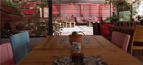 רשטא - מסעדת בשרים באזור ירושלים