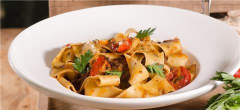 גוסטינו טעמים איטלקיים - מסעדה איטלקית ברמת ישי