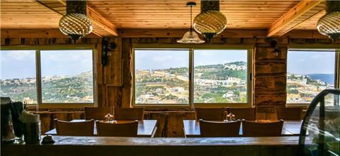 הר הארי & חוות האריות - מסעדת בשרים בבית ג'ן