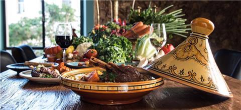 אווה סאפי - מסעדה מרוקאית במרכז