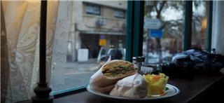 קפה בסתת בירושלים