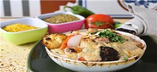 אום כולתום - חומוס בר בחיפה