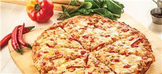פיצה מרגריטה בקצרין