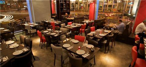 בגחלים - מסעדת בשרים במתחם הבורסה, רמת גן