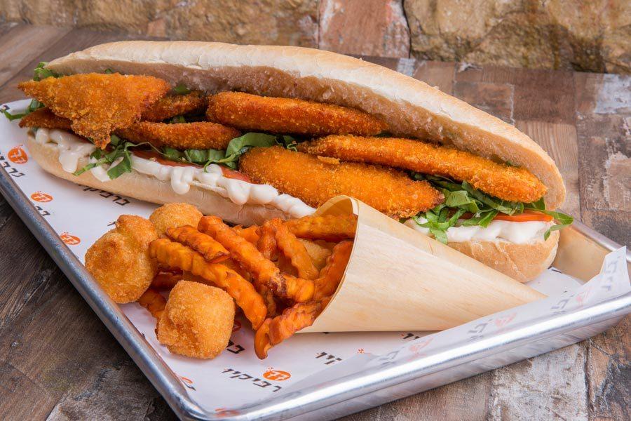 מסעדות בשוק מחנה יהודה
