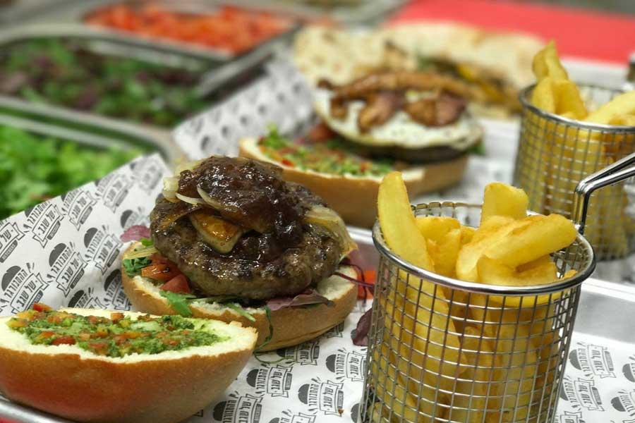 תמונה של ההמבורגר של שגב - 2