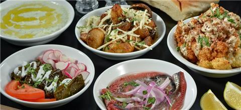 אלבי - מסעדה יוונית ביפו, תל אביב