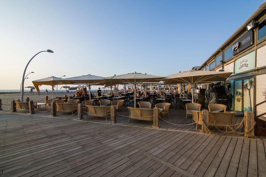 מסעדות בנמל תל אביב