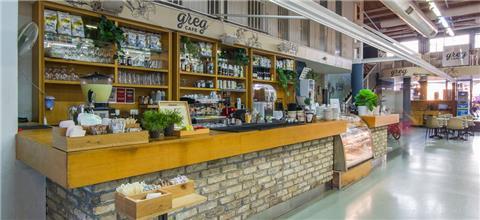 קפה גרג - בית קפה בנמל תל-אביב, תל אביב