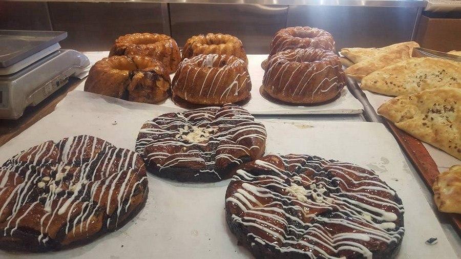 עוגות הבית - מאפיית אלחלאל עספיא