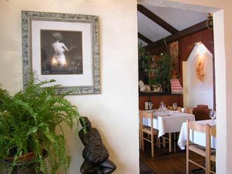מסעדת בוקצ'יו משלבת מסעדה וגלריה לאומנות. המסעדה ותיקה מאוד ומהווה כתובת לשוחרי אוכל איטלקי ואומנות.