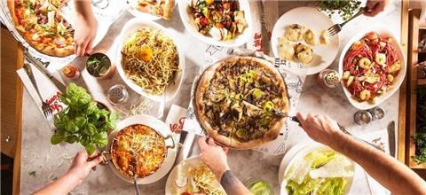 פאט ויני - מסעדה איטלקית במרכז סוהו, נתניה