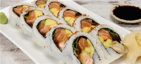 סימאקי סושי - מסעדה אסייאתית בנתניה