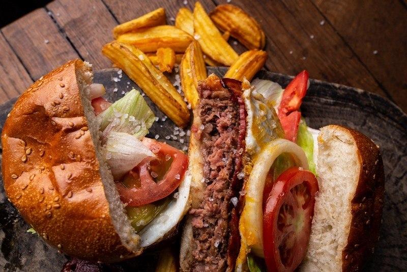 המבורגר אגאדיר