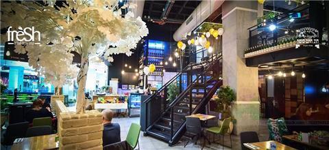 פרש קיטשן - בית קפה בראשון לציון