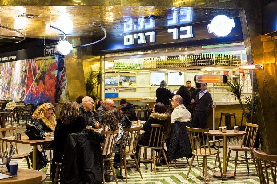 תמונה של אושימרקט - מתחם מסעדות - 1