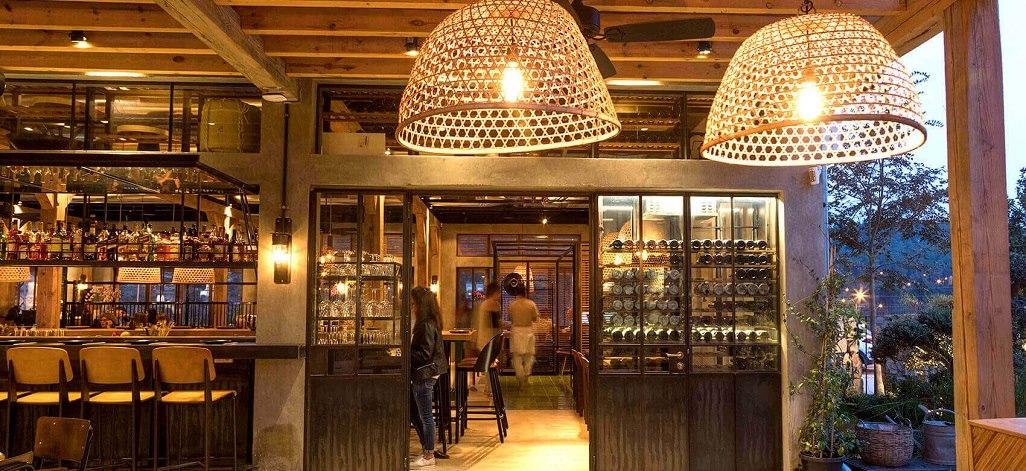 תמונת רקע נאיה - מסעדת הרים אסייאתית