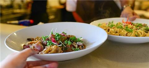 סילו - מסעדה איטלקית בפארק פרס, חולון